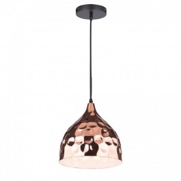 Rose Gold Pendant Light Holder Ø230