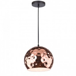 Rose Gold Pendant Light Holder Ø250