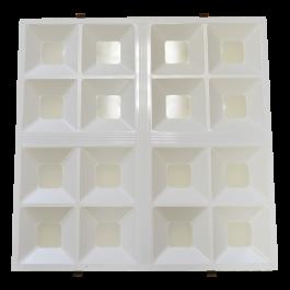 40W LED Matrix Panel 595 x 595 mm White