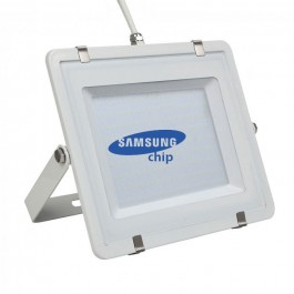 200W LED Floodlight SMD SAMSUNG CHIP White Body Natural White