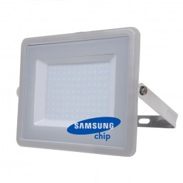 300W LED Floodlight SMD SAMSUNG CHIP Grey Body 6400K