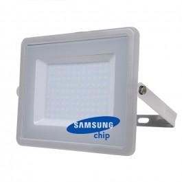 300W LED Floodlight SMD SAMSUNG CHIP Grey Body 4000K