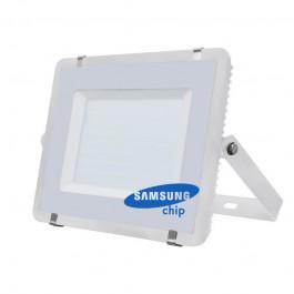 150W LED Floodlight SMD SAMSUNG CHIP White Body 3000K