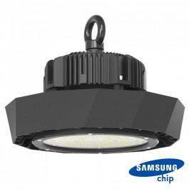 LED Highbay SAMSUNG CHIP - 100W UFO Meanwell Driver 120` 180LM/WATT 6400K