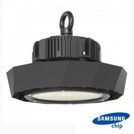 LED Highbay SAMSUNG CHIP/DRIVER - 100W 180lm/Watt Black Body 6000K