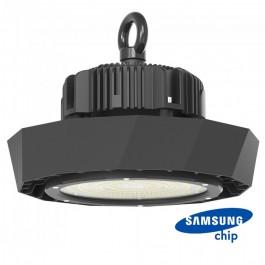 LED Highbay SAMSUNG CHIP & Driver - 100W 90' Black Body 120LM/WATT 4000K