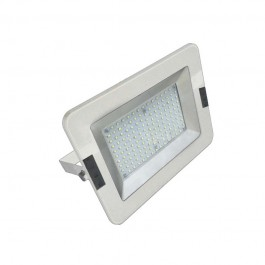 50W LED Floodlight White body SMD - White