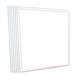 LED Panel 45W UGR 620 x 620 mm Natural White Incl. Driver 6PCS/SET