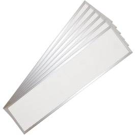 29W LED Panel 1200 x 300 mm 120Lm/W Natural White Incl. Driver