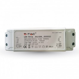 29W Driver For A++ Panel Dimmable 5 Years Warranty