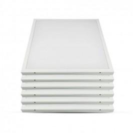 40W LED Surface/Recessed Panel 4000K 6pcs/SET