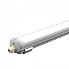 LED Waterproof Fitting X-Series 1200mm 24W 6400K 160 lm/Watt