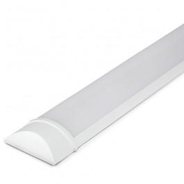 30W LED Grill Fitting 120cm Plastic 3000K 160 lm/Watt 5 Year Warranty