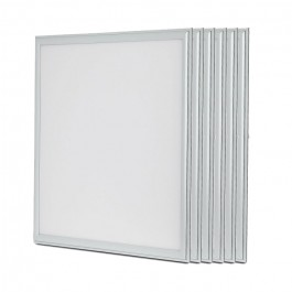 LED Panel 40W 595 x 595mm 110 lm/Watt 6400K 6pcs/SET IP65