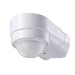Infrared Motion Sensor White Body Corner 240°