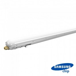 LED Waterproof Tube SAMSUNG CHIP - 60W 180cm Natural White