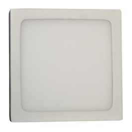 6W LED Surface Panel Premium - Square White