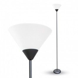 Floor Lamp E27 60W Black Body