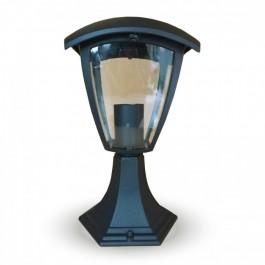 Garden Lamp 300mm Rainproof Black