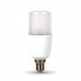 LED Bulb - 9W E14 T37 Plastic Warm White