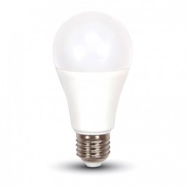 LED Bulb - 12W E27 A60 Thermoplastic White Dimmable