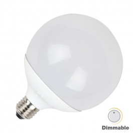 LED Bulb - 13W G120 E27 Natural White Dimmable