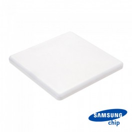 12W LED Adjustable Panel SAMSUNG Chip Square 3000K