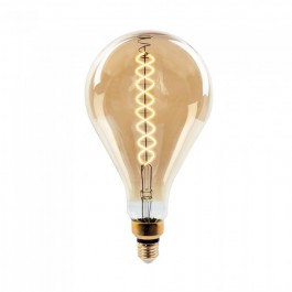LED Bulb - 8W Filament E27 A165 Dimmable 2000K