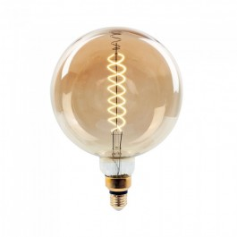 LED Bulb - 8W Filament E27 G200 Dimmable 2000K