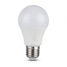 LED Bulb 10W E27 A60 Plastic 6400K CRI 95+