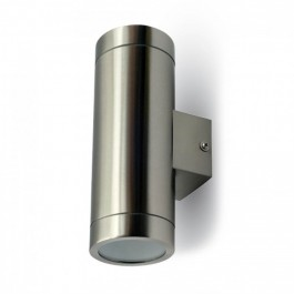 Wall Sleek Wall Fitting GU10 Steel Body 2 Way IP44