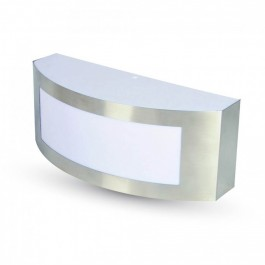 Garden Wall Lamp E27 With Stainless Steel And PC IP44