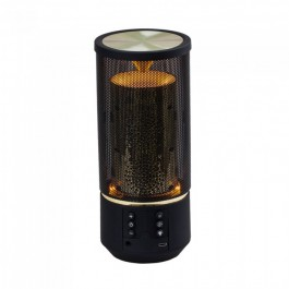 Portable Wireless Speaker Flame Effect 1200mAh Battery
