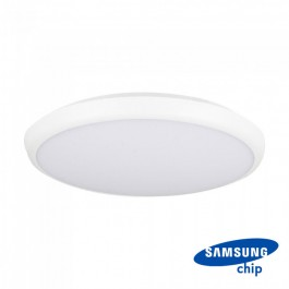 LED Dome Light - SAMSUNG Chip 12W Slim IP65 4000K