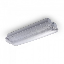 3W Emergency Exit Light 6000K IP65 1200 mAh