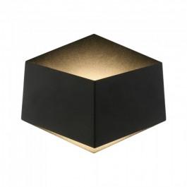 3W Wall Lamp With Bridglux Chip Black Body Warm White