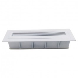 6W LED Step Light White Body Warm White