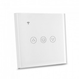 EU WIFI Dimmer Switch Amazon Alexa & Google Home Compatible White