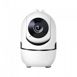 1080P IP Indoor Camera With EU Power Plug & Auto Track Function