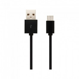 Micro USB To Type C Adaptor Black