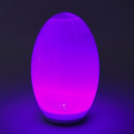 LED Solar Egg Light RGB