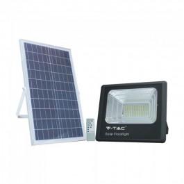 40W Solar Panel with LED Floodlight 6000K