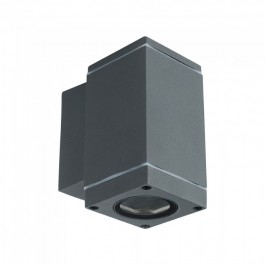 Wall Lamp GU10 Black White Down