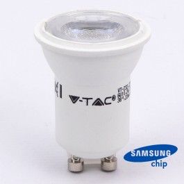 LED Spotlight SAMSUNG CHIP - GU10 2W MR11 80RA 6400K