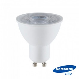 LED Spotlight SAMSUNG CHIP - GU10 8W 110° Lens 6400K