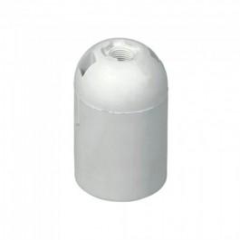 E27 Lamp Holder – White
