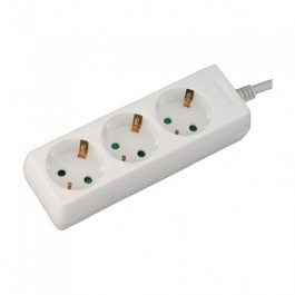 3 Ways Socket Cable 3m