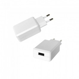 USB QC3.0 Travel Adaptor With Double Blister Package White
