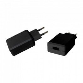 USB QC3.0 Travel Adaptor With Double Blister Package Black