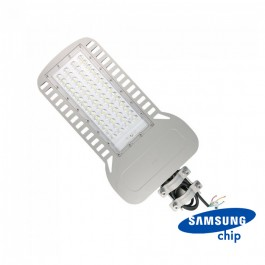 LED Street Light SAMSUNG Chip 5 yrs Warranty - 150W Slim 4000K 120 lm/Watt